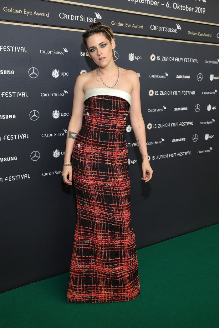 Kristen Stewart, 2019 (in Chanel) Autor: Andreas Rentz/Getty Images for ZFF