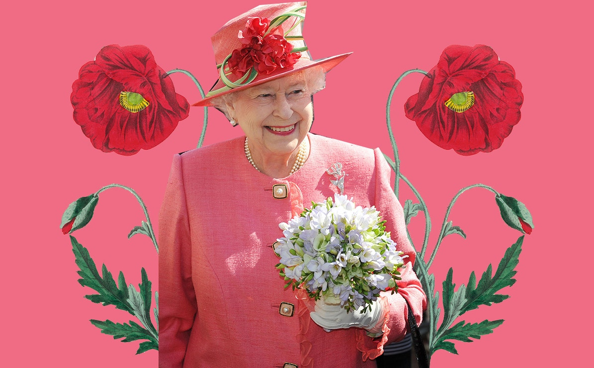 Královna Alžběta II.