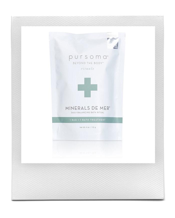 Sůl do koupele Minerals de Mer, PURSOMA, prodává Pursoma.com, 14 $
