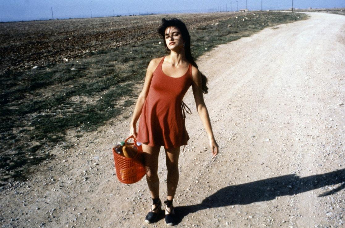 Penélope Cruz ve filmu Jamón Jamón, 1992