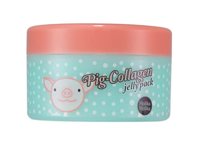 Pig Collagen Jelly Pack, Holika Holika, 399 Kč