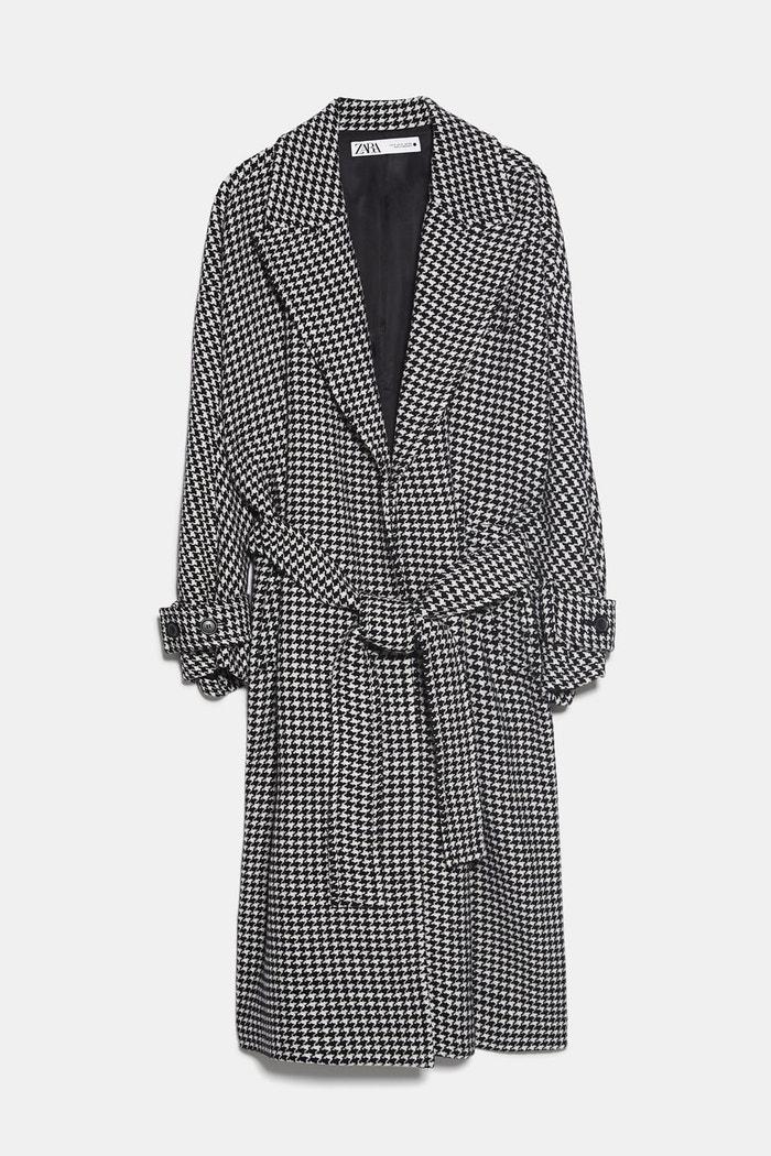 Kabát pepito, Zara, prodává Zara, 2 990 Kč Autor: Archiv značky
