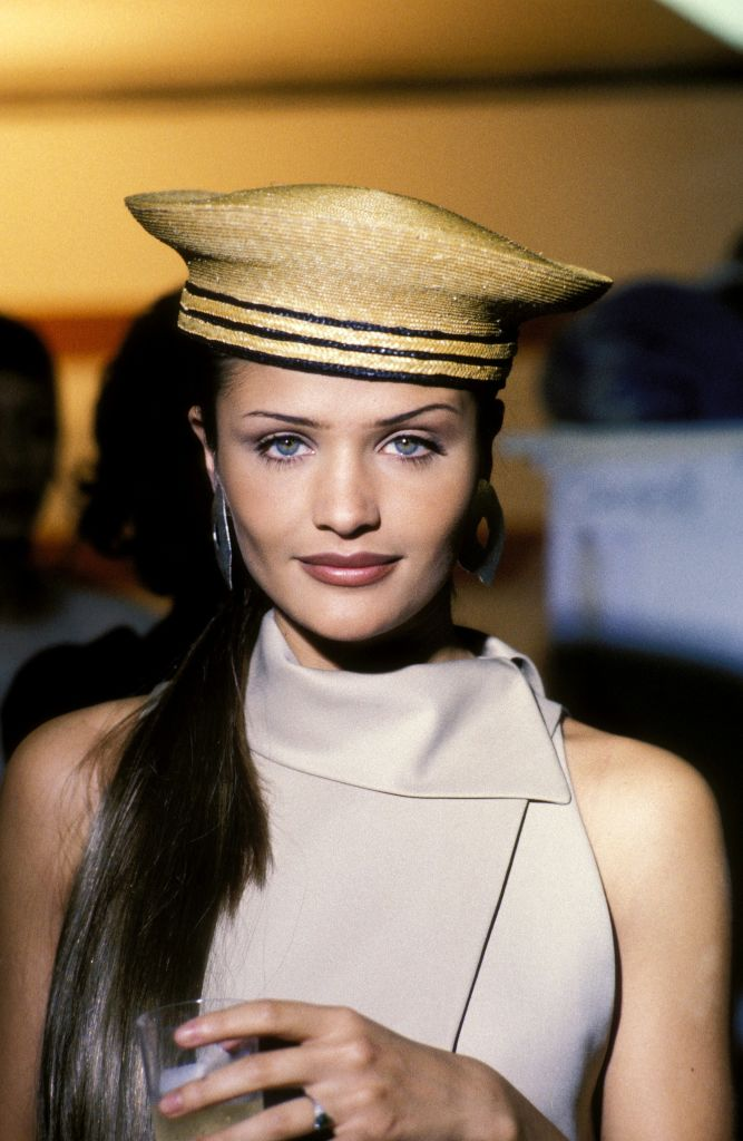 Helena Christensen, 1993         Autor: Getty Images