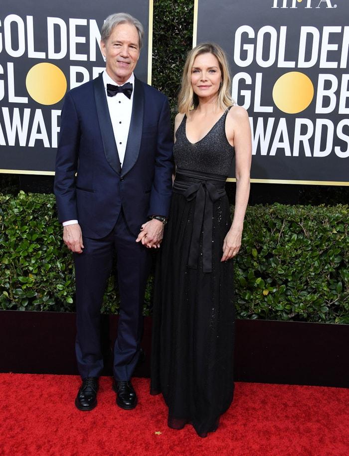 David E. Kelley a Michelle Pfeiffer  Autor: Steve Granitz/WireImage