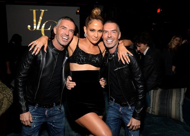 Dan a Dean Catenovi s Jennifer Lopez