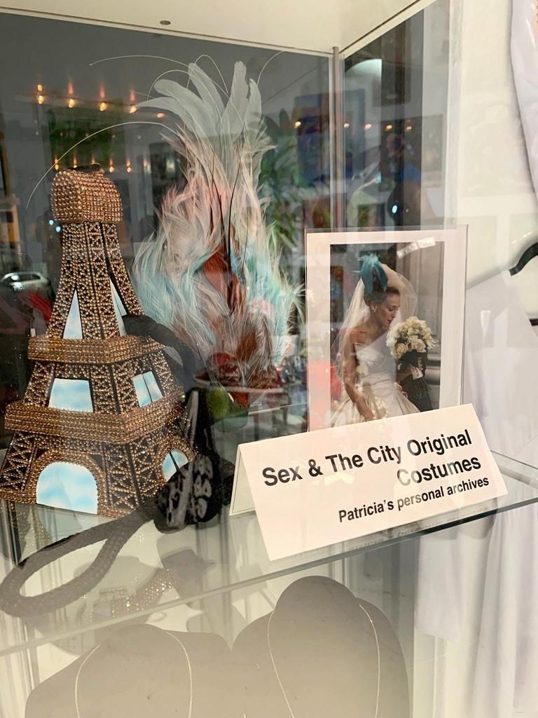 Wynwood Miami: otevření pop-up galerie návrhářky a stylistky seriálu Sex ve městě Patricie Field