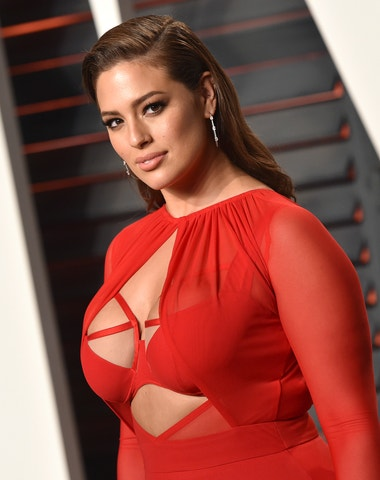 Lekce body positivity od Ashley Graham