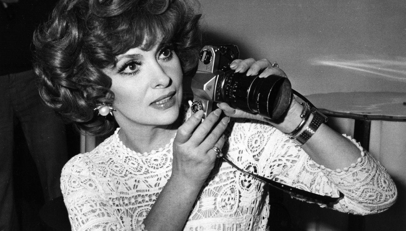 Gina Lollobrigida: Z nejkrásnější ženy světa úspěšnou fotografkou
