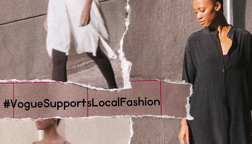 Vogue Supports Local Fashion: Denisa Nová SS 2020