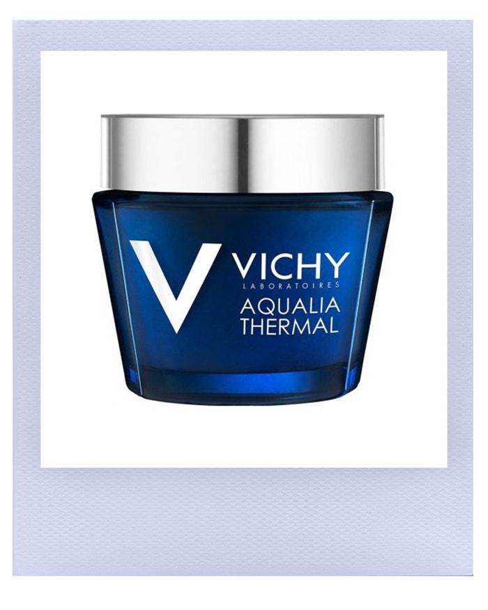 Noční péče Aqualia Thermal Spa, Vichy, 725 Kč Autor: Archiv značky