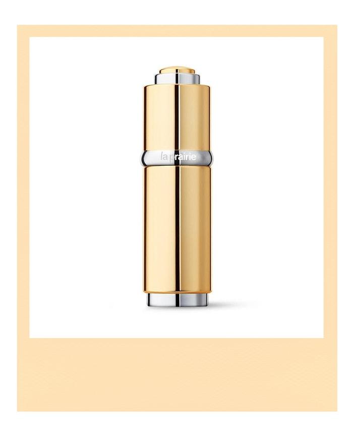 Regenerační pleťové sérum Cellular Radiance Concentrate Pure Gold, LA PRAIRIE, prodává FAnn, 17 740 Kč Autor: Archiv značky