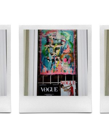 Vogue Supports Local: Krystal Galaxy f. Lucie Brskovská (1994)