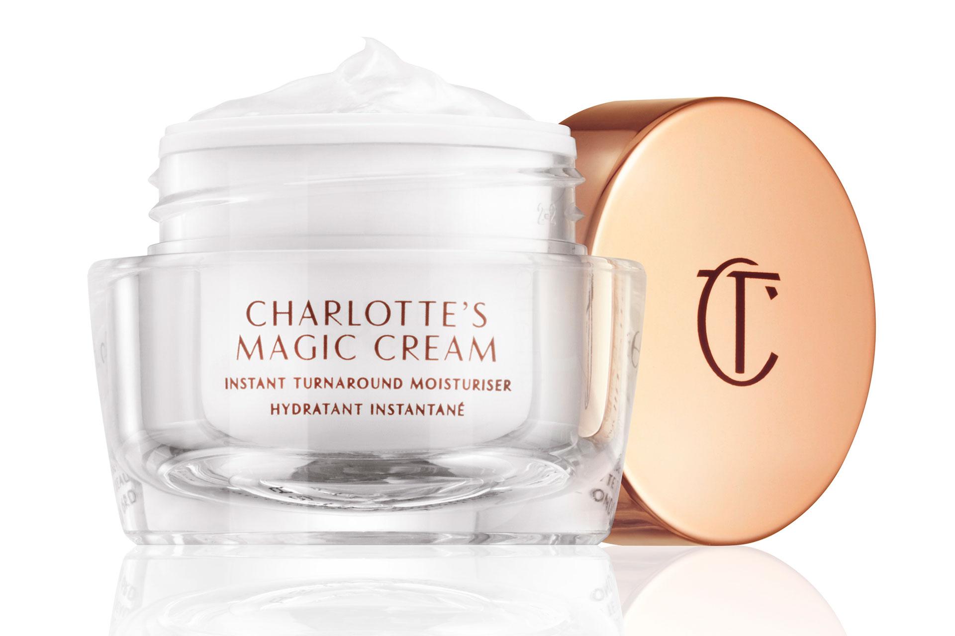 Charlotte's Magic Cream, Charlotte Tilbury