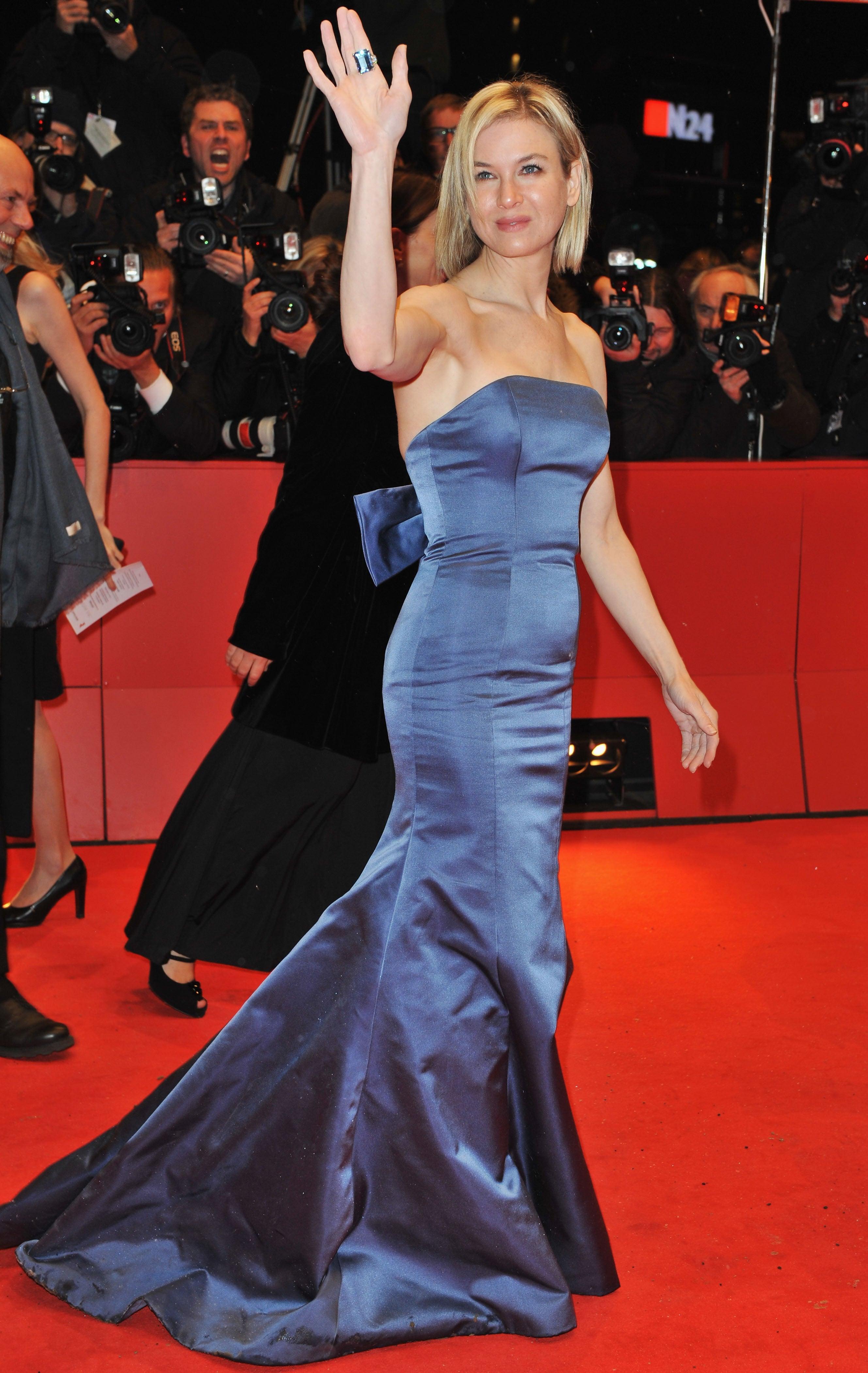 Renée Zellweger na premiéře filmu Apart Together na berlínském filmovém festivalu, 2010 Autor: Getty Images