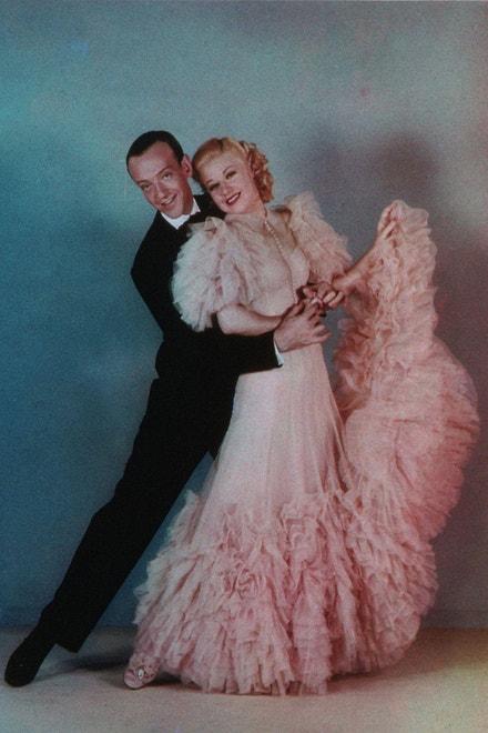 Ginger Rogers, Svět valčíků (Swing Time/1936).