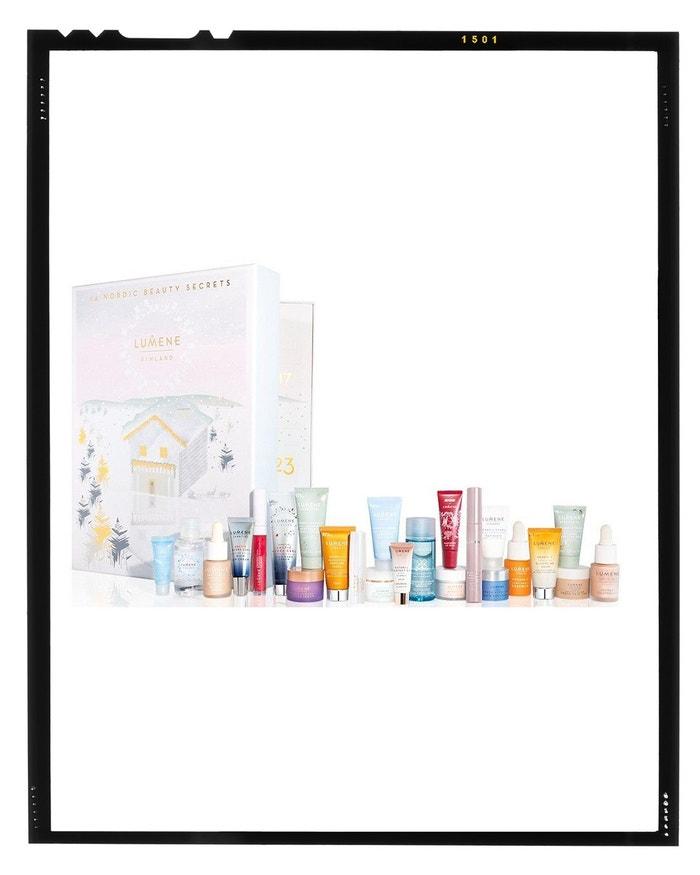 Adventní kalendář, LUMENE, prodává FAnn, 3079 Kč