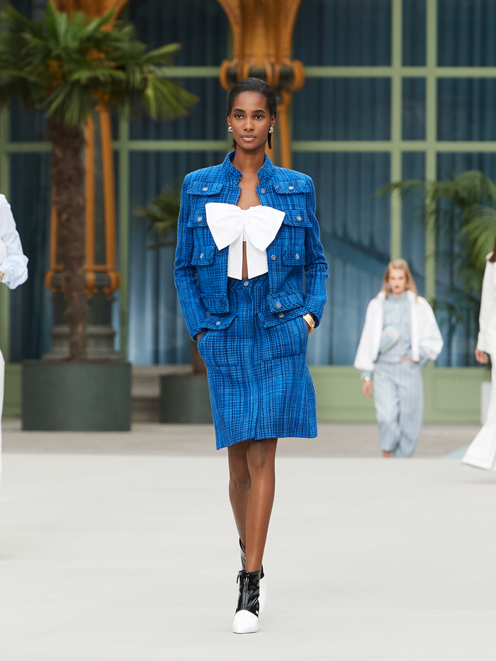 Chanel Cruise 2020       Autor: Olivier Saillant