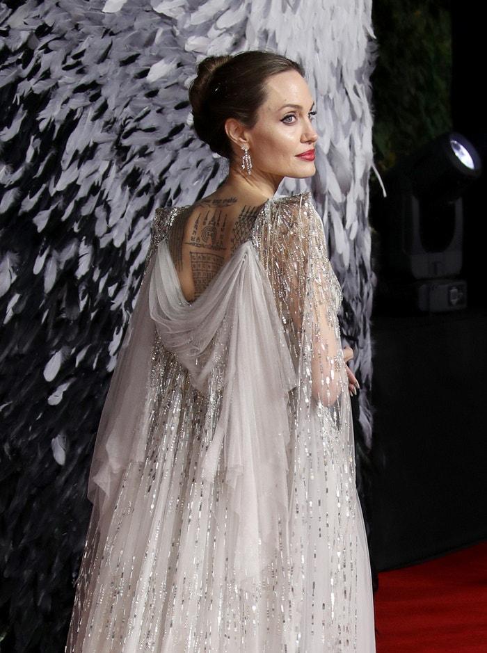 Evropská premiéra filmu Zloba: Královna všeho zlého, Londýn Autor: Getty Images/Mike Marsland