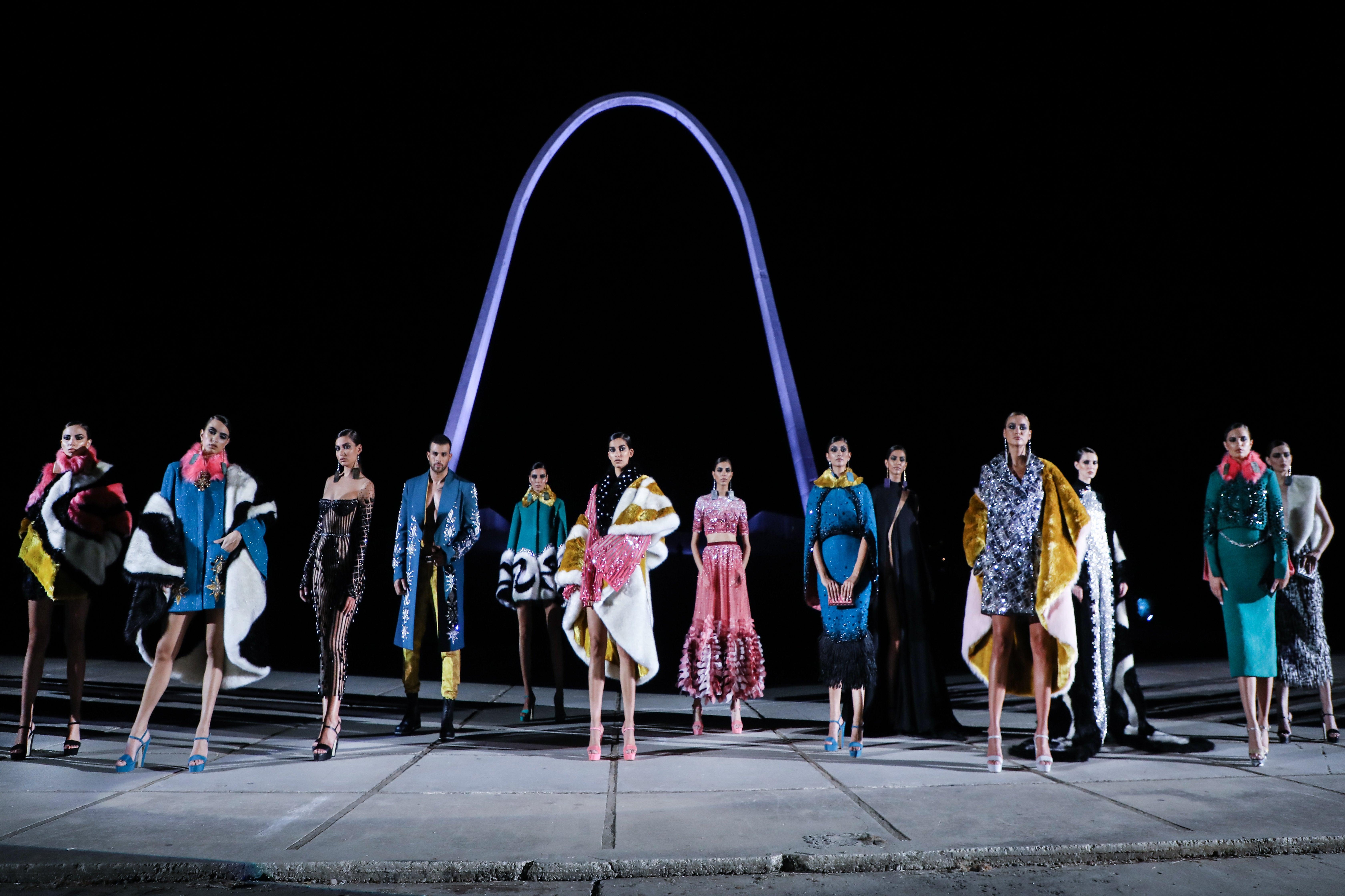 Georges Hobeika Haute Couture podzim - zima 2020/2021    Autor: archiv značky