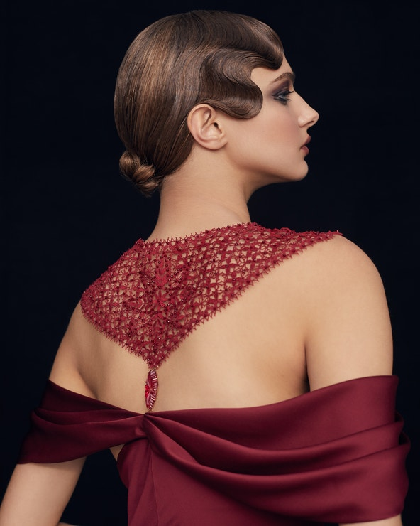 Ulyana Sergeenko Haute Couture jaro - léto 2021