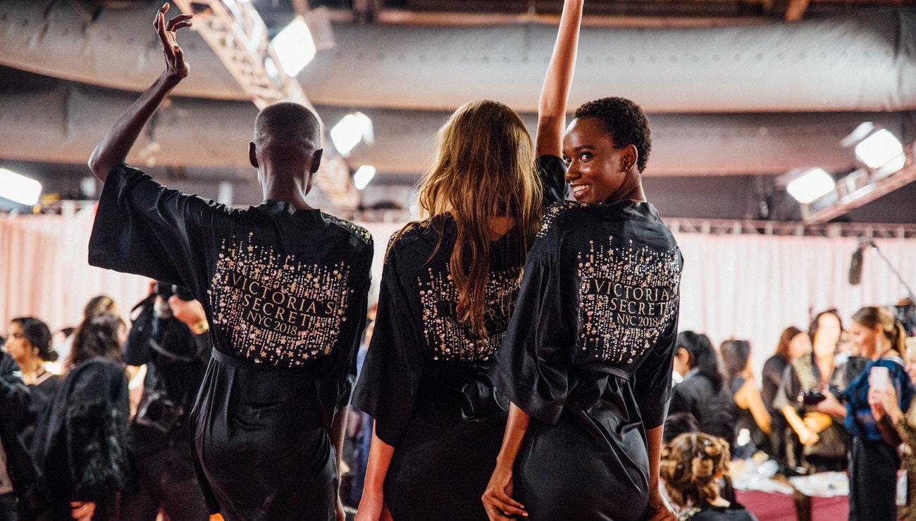 Exkluzivně: Nakoukněte do backstage Victoria's Secret Fashion Show 2018