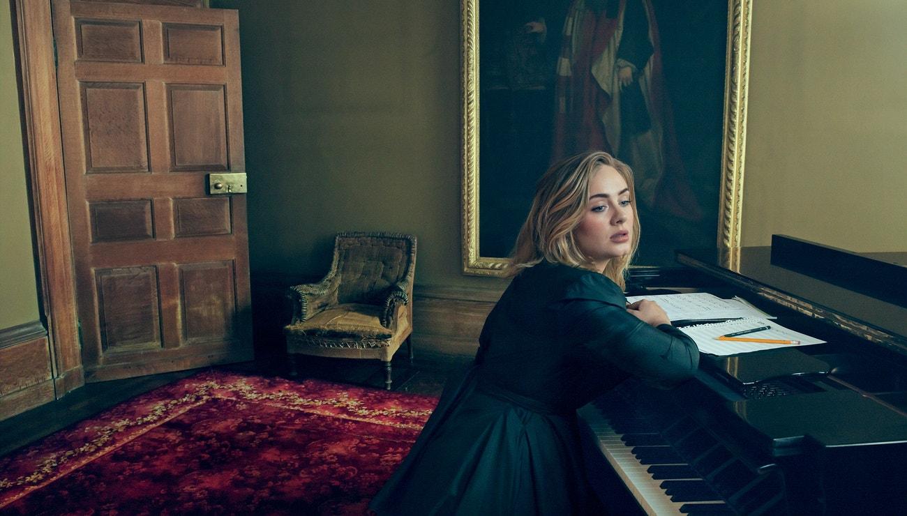 Adele: Když slyším potlesk, cítím se zranitelná
