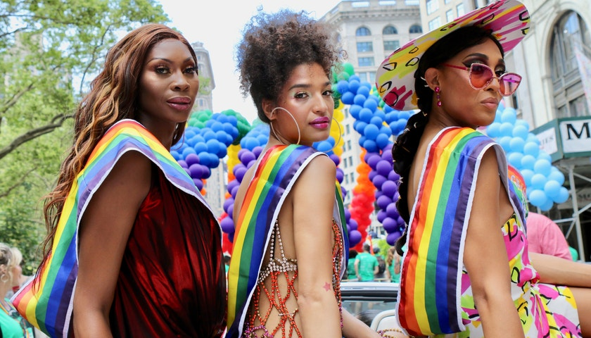 Beauty ve znamení Pride