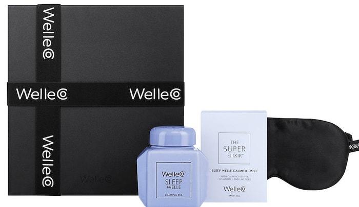 Dárková sada Sleep Welle, The Super Elixir (prodává Ingredients), 2100 Kč