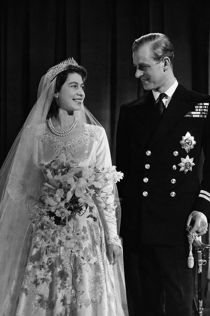 Princezna Alžběta, šaty Norman Hartnell Autor: Getty Images