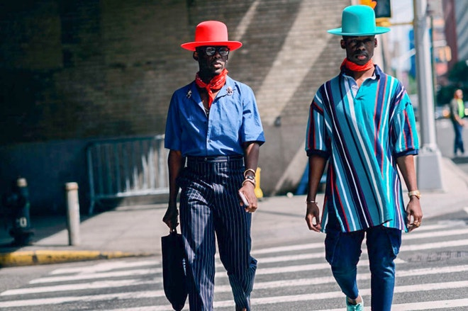 Newyorský fashion week a buřinky BySju