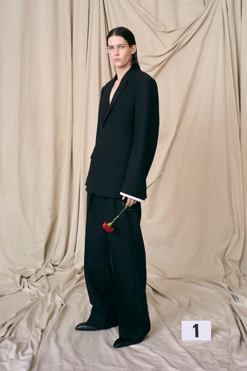 Balenciaga Couture podzim - zima 2021/2022