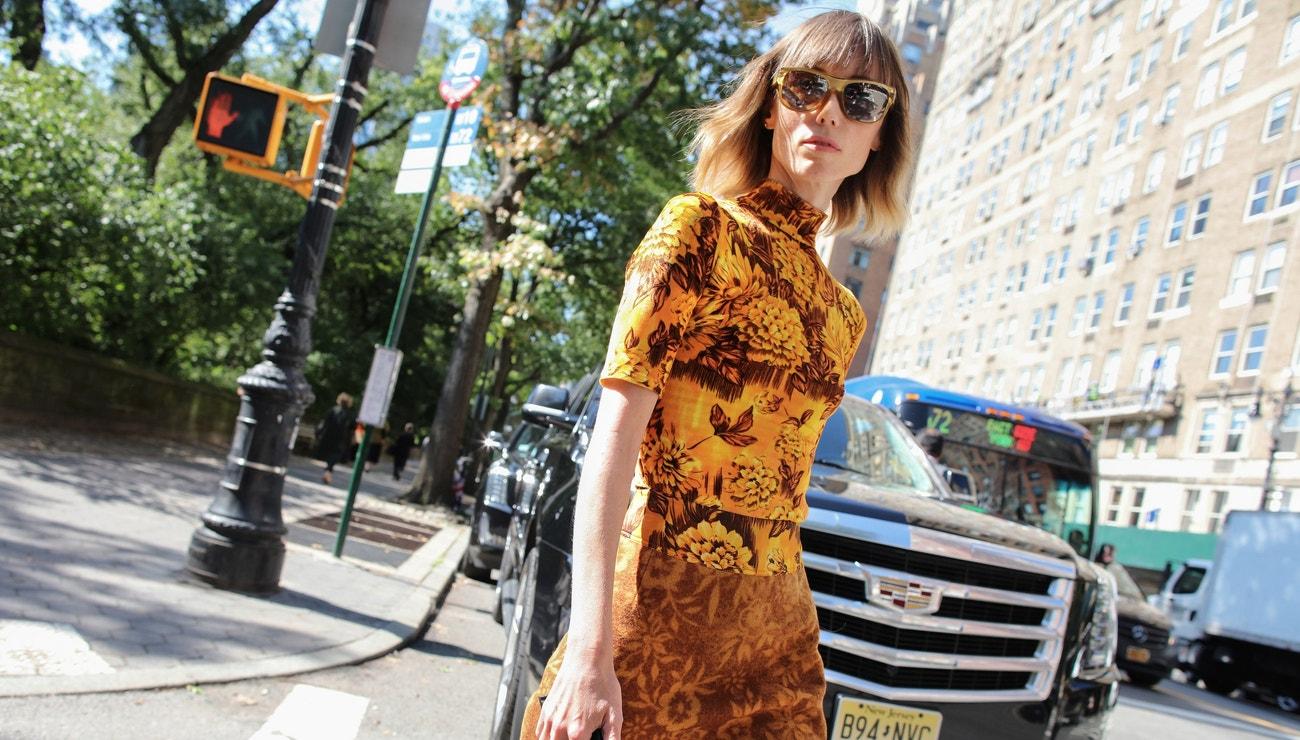 Energičtější a kreativnější. Vybíráme nejlepší street style z New Yorku