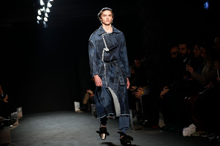 Miaoran, Milan Men's Fashion Week, Fall/Winter 2018/19