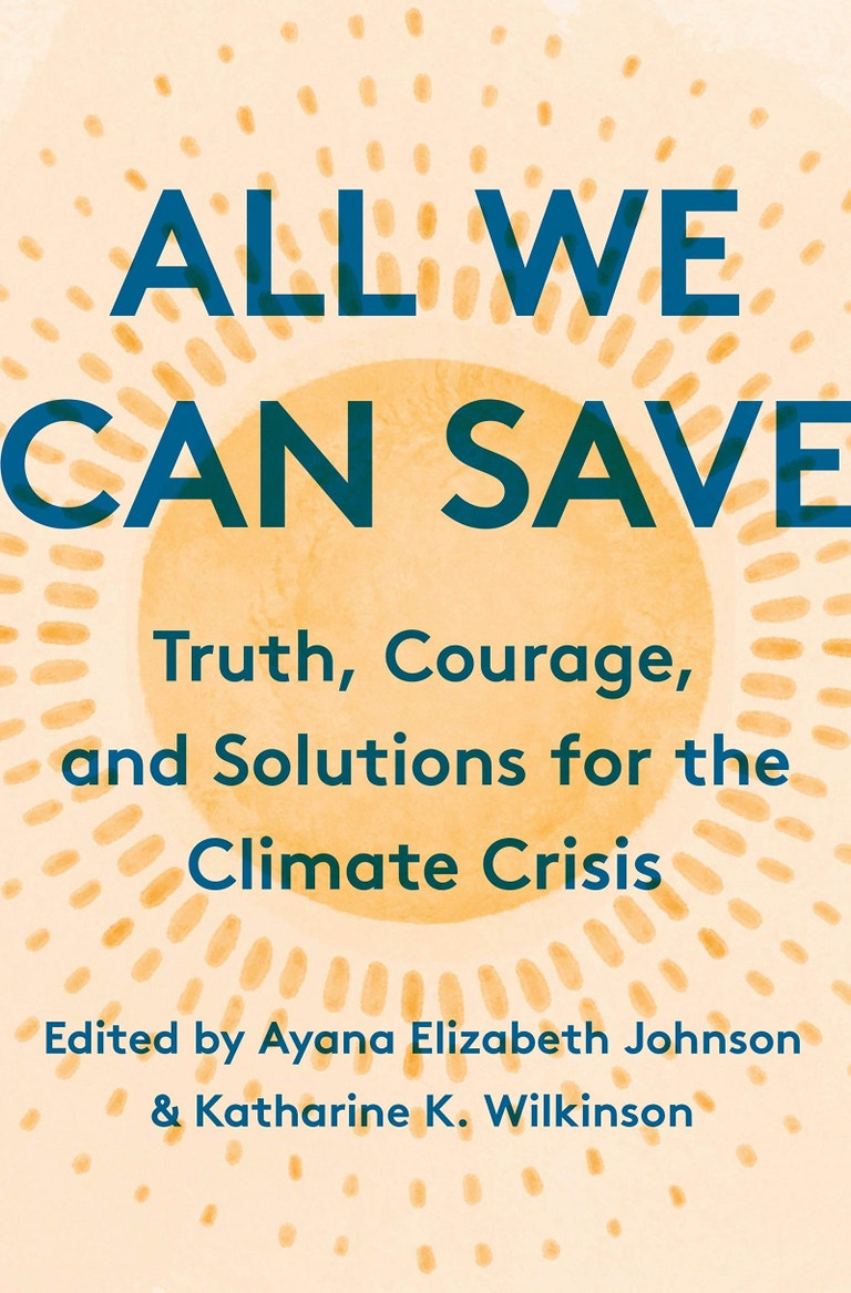 All We Can Save: Truth, Courage, and Solutions for the Climate Crisis, Dr Ayana Elizabeth Johnson, Dr Katharine K. Wilkinson (One World, 2020)