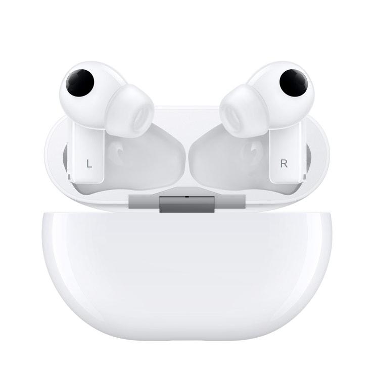 Poslouchejte jenom to, co chcete. Se sluchátky FreeBuds Pro budete mít okolní ruchy pod palcem, prodává Huawei, 4999 Kč