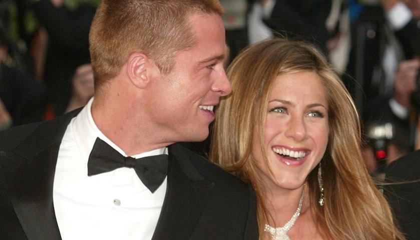 Ikonické red carpet momenty Brada Pitta a Jennifer Aniston