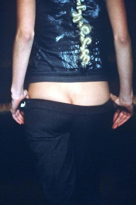 Alexander McQueen, módní přehlídka v New Yorku, 1996