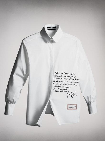 Košile od Kate Moss
