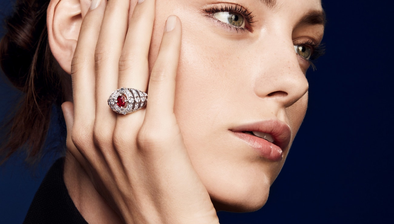 Francesca Amfitheatrof: Bravery je mojí nejdokonalejší kolekcí pro Louis Vuitton