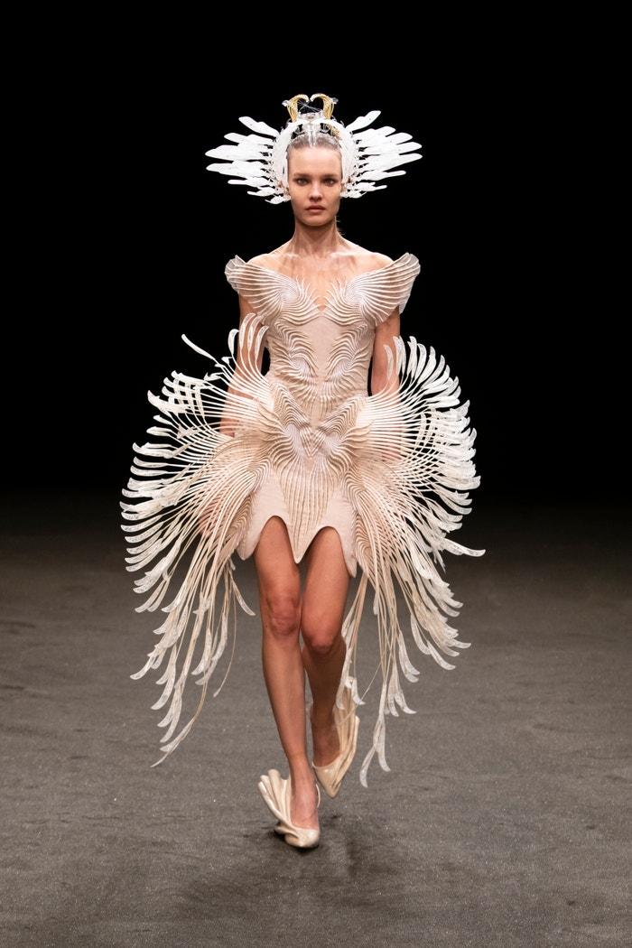 Iris van Herpen, haute couture, jaro 2021