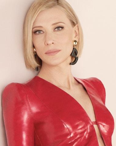 Cate Blanchett: Být ženou znamená spoustu věcí