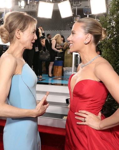Red Carpet Watch: Oscar's Leading Ladies