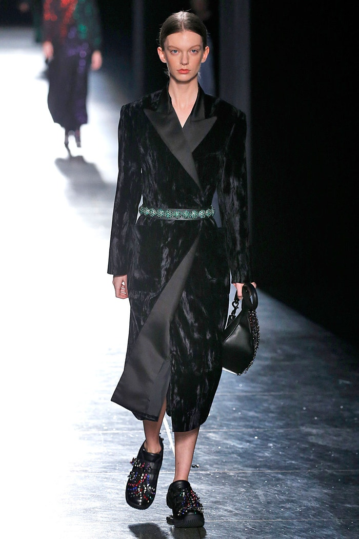 Christopher Kane, London Fashion Week, Fall 2018