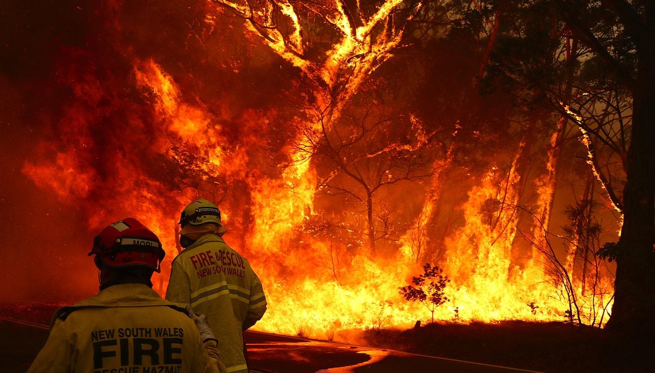 Austrálie v plamenech. Pět možností, jak můžete pomoci i vy
