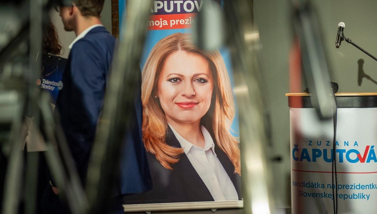 Milá Zuzano Čaputová...