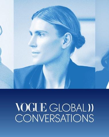 Vogue Global Conversations #1: Plýtvání je vadou navrhování