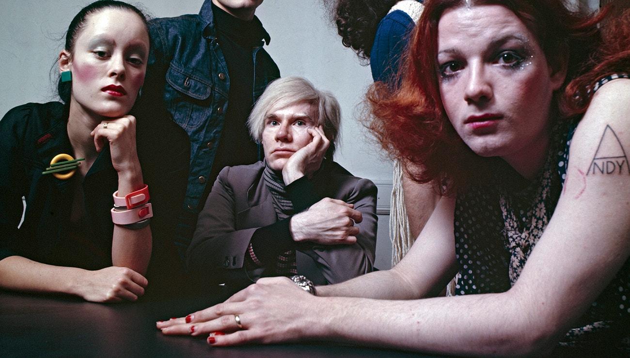 10 žen Andyho Warhola