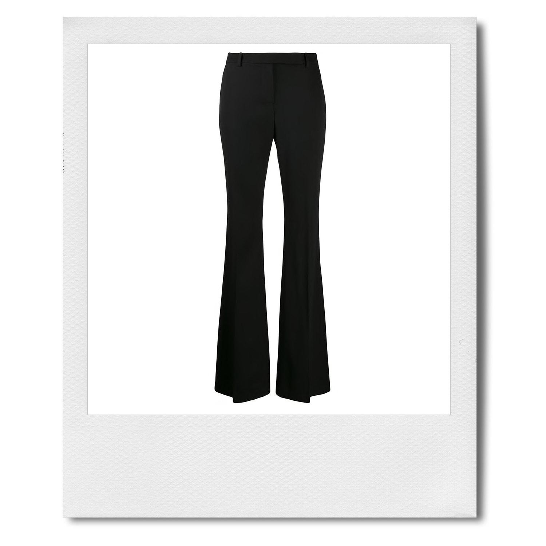 Kalhoty, Alexander McQueen, prodává Farfetch, 649 €