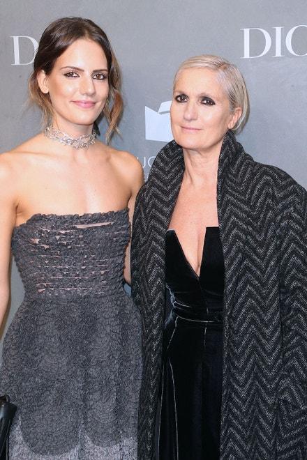 Maria Grazia Chiuri s dcerou Rachele Regini