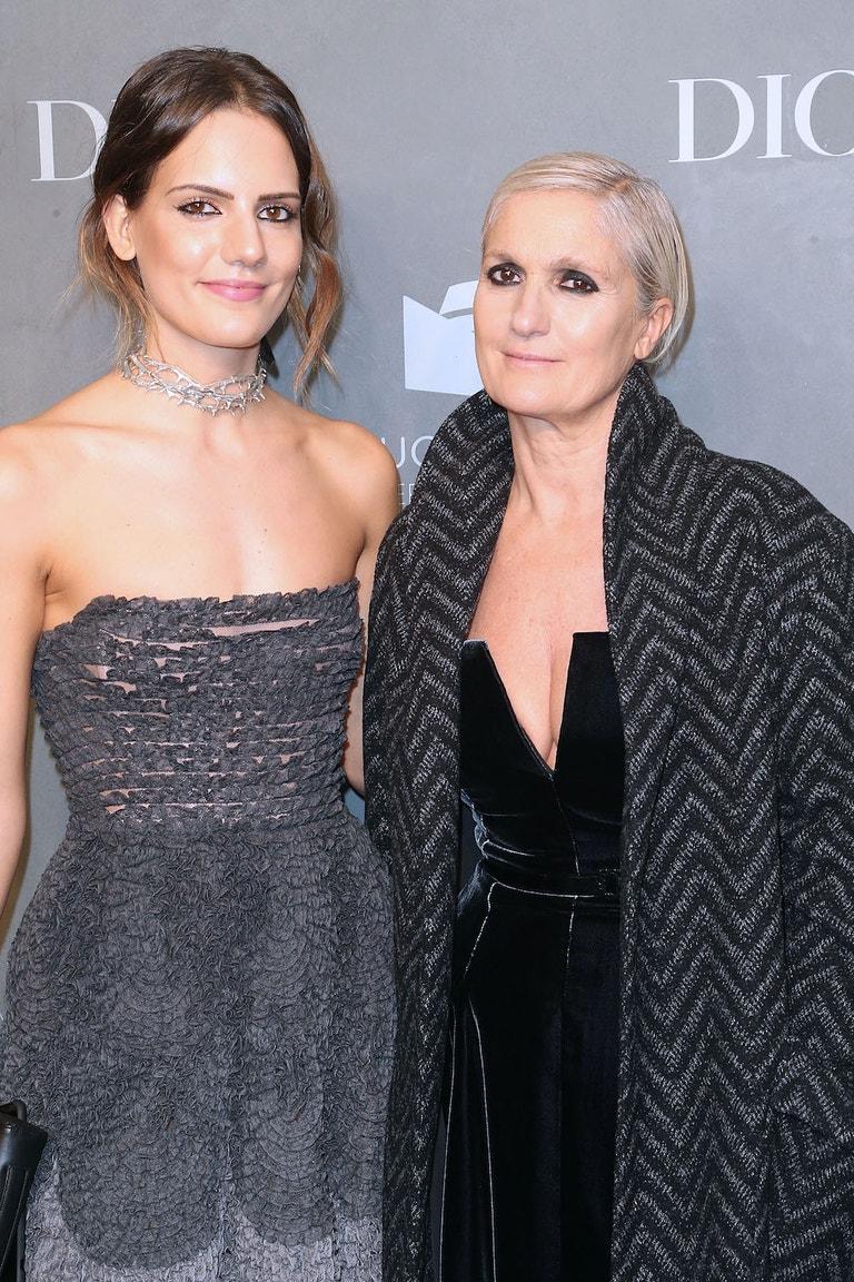 Rachele Regini a její matka Maria Grazia Chiuri